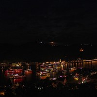 Rhine in Flames, Boppard, Germany